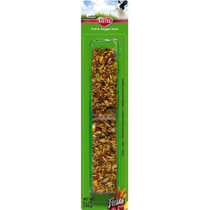 Kaytee Fiesta Rabbit Fruit Veggie Stick 4.5oz