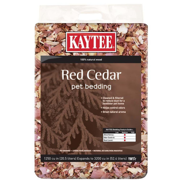 Kaytee Red Cedar Bedding 3200CI
