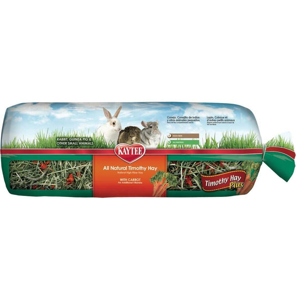 Kaytee Timothy Hay Plus Carrots 24oz