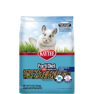Kaytee Forti-Diet Pro Health Chinchilla 3lb