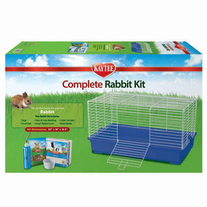 Kaytee My First Home & Fiesta Rabbit Complete Kit