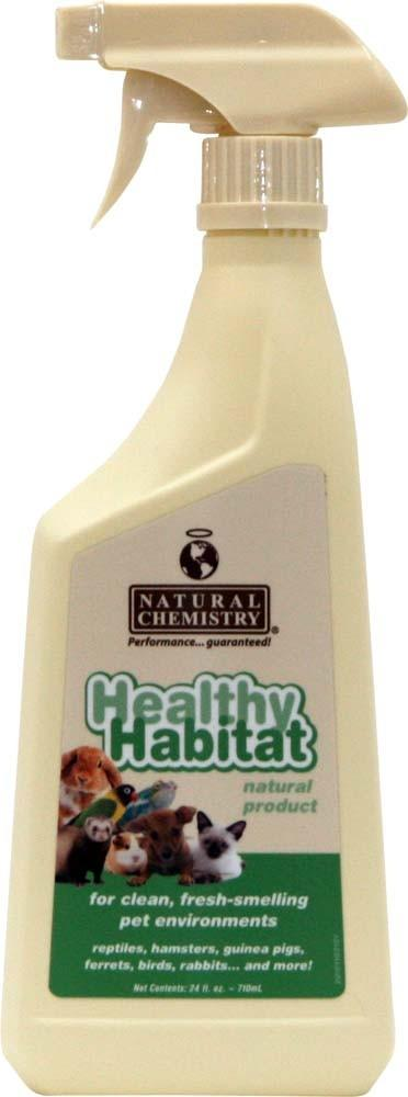 Natural Chemistry Healthy Habitat Cleaner/Deodorizer 24oz Spray