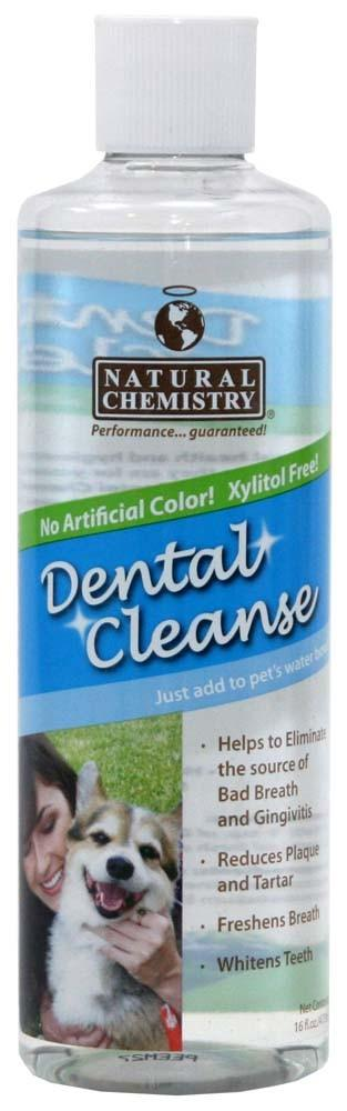 Natural Chemistry Dental Cleanse for Dogs 16oz
