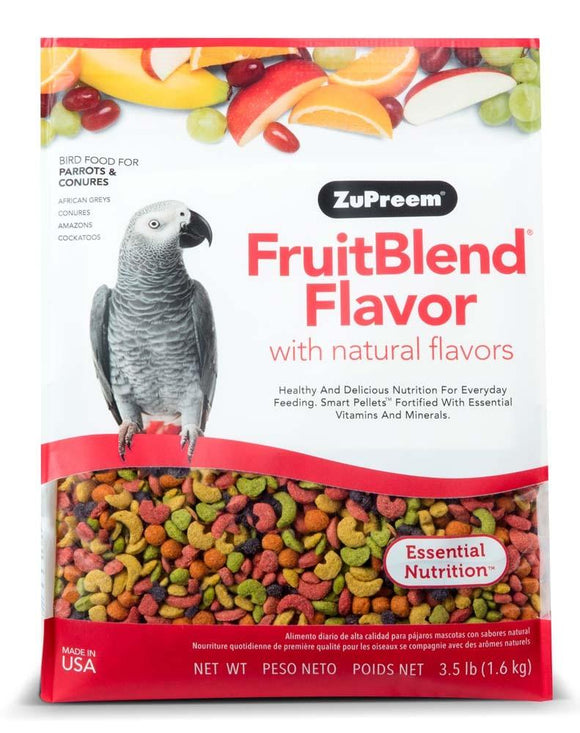 ZuPreem FruitBlend Flavor Medium-Large 3.5lb