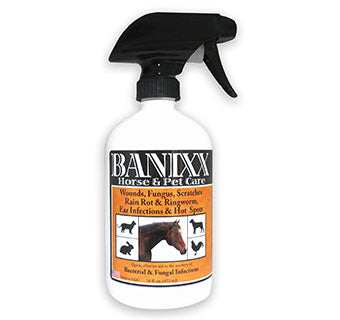 BANIXX WOUND AND HOOF CARE SPRAY 16 OZ