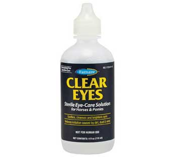 Farnam Clear Eyes 4 oz, HORSES, PONIES