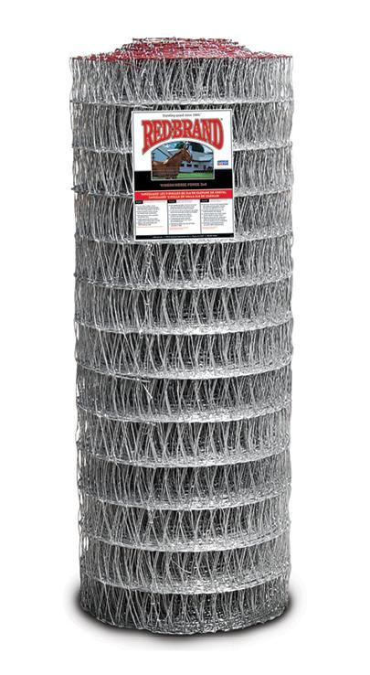Red Brand Keepsafe V-Mesh Horse Fence 50