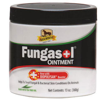 Absorbine Fungasol Ointment 13 oz for Horses