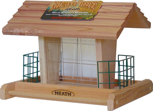 Heath Outdoor 655 Suet and Seed Feeder