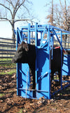 PRIEFERT MANUAL HEADGATE CATTLE HEAD GATE