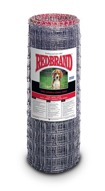 Red Brand Yard, Garden & Kennel 100'L x 36