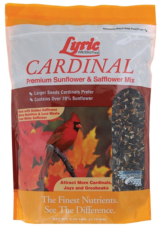 Lyric 26-19065 Cardinal Bird Feed 3.75 lb Bag