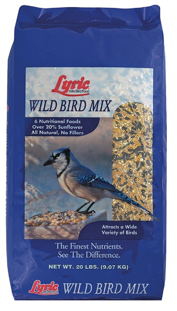 Lyric 26-46824 Wild Bird Feed 20 lb Bag