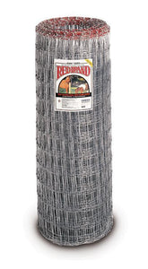 "Red Brand Square Deal Non-Climb Horse Fence 48""H x 100'L"