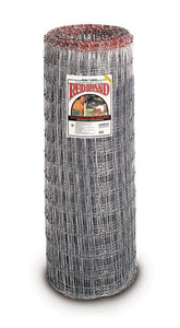 "Red Brand Square Deal Non-Climb Horse Fence 48""H x 200'L"