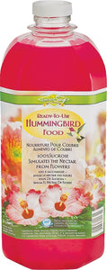 READY TO USE HUMMINGBIRD NECTAR 64 OZ