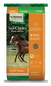 Nutrena SafeChoice Mare & Foal Horse Feed