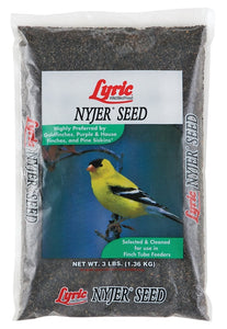 LYRIC NYJER BIRD SEED 3 LB
