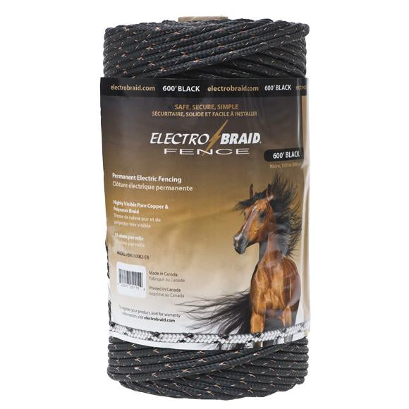 ElectroBraid 1000 ft. Reel - Black