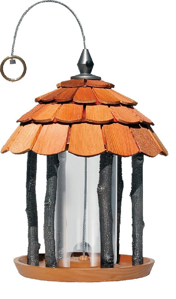 Perky Pet Birdscapes 50129 Gazebo Bird Feeder