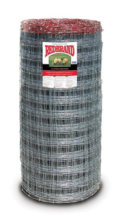 Red Brand Square Deal Sheep & Goat Fence 330' L x 48