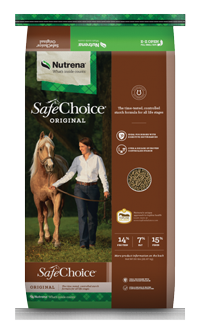 SAFECHOICE ORIGINAL HORSE FEED