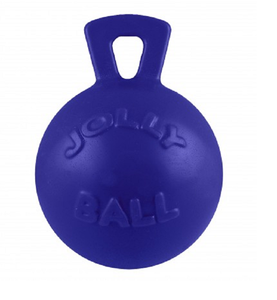 JOLLY BALL TUG-N-TOSS 6IN DOG TOY