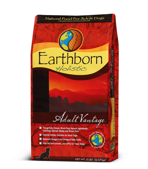 EARTHBORN HOLISTIC ADULT VANTAGE DRY DOG FOOD
