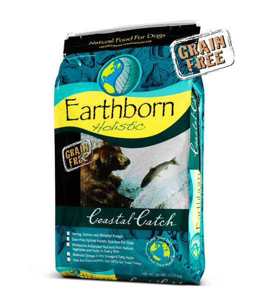 Earthborn Holistic Coastal Catch Dry Dog Food