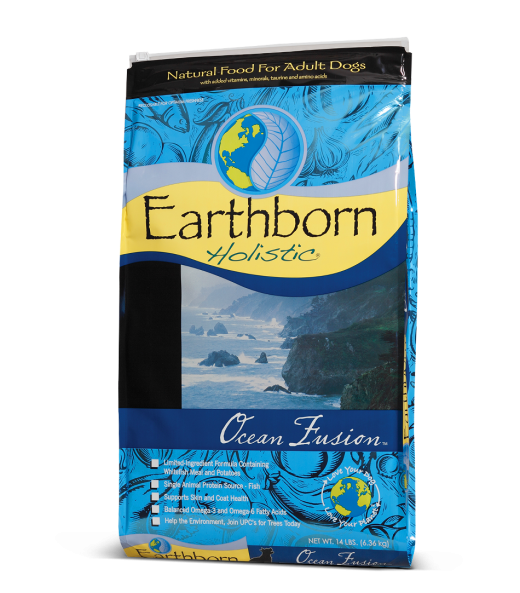 EARTHBORN HOLISTIC OCEAN FUSION DRY DOG FOOD