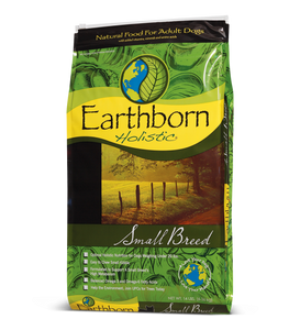 EARTHBORN HOLISTIC SMALL BREED DRY DOG FOOD