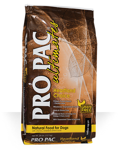 PROPAC ULTIMATE HEARTLAND CHOICE DRY DOG FOOD