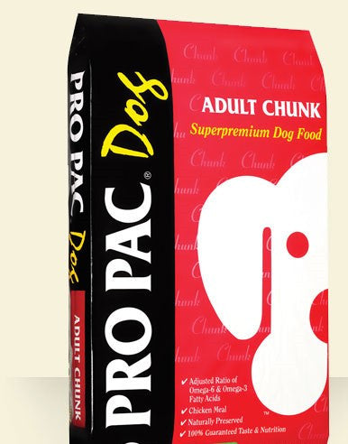 PROPAC ULTIMATE ADULT CHUNK DRY DOG FOOD