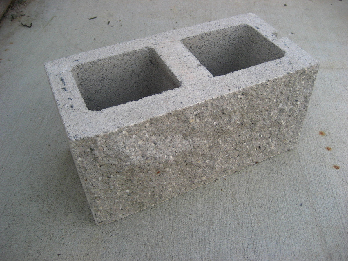 Concrete Block 8 Quot X 8 Quot X 16 Quot Building Wall Blocks