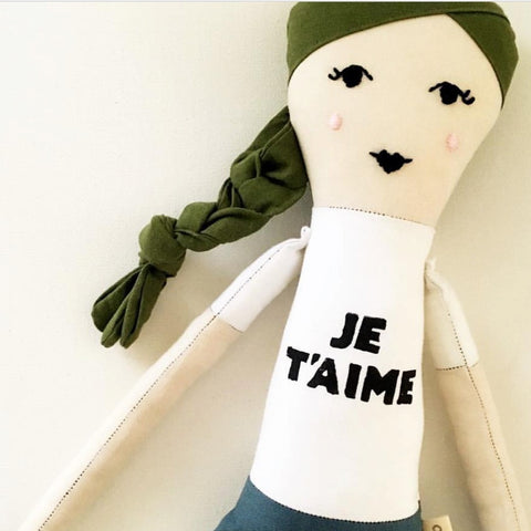 Jane Birkin Doll
