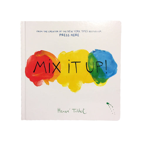 "Herve Tullet ""Mix It Up"""