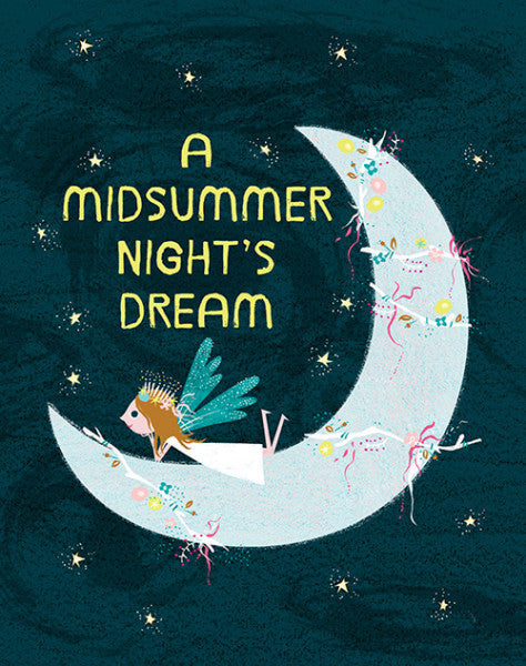 "Alison Oliver ""A Midsummer Night's Dream"" Art Print"