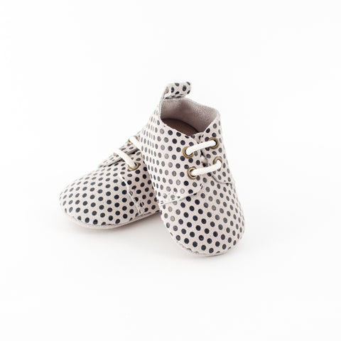Classic Dots Soft Sole Shoe
