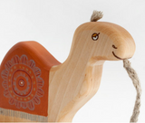 Wooden Camel Pull Toy