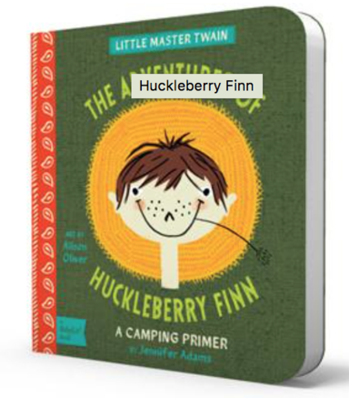 Babylit: The Adventures of Huckleberry Finn