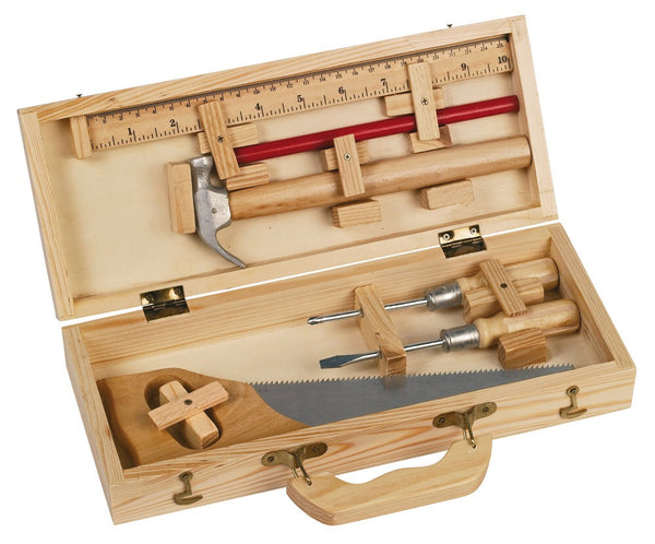 Small Toolbox Set by Moulin Roty