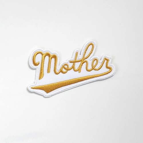 Mother Iron On Patch