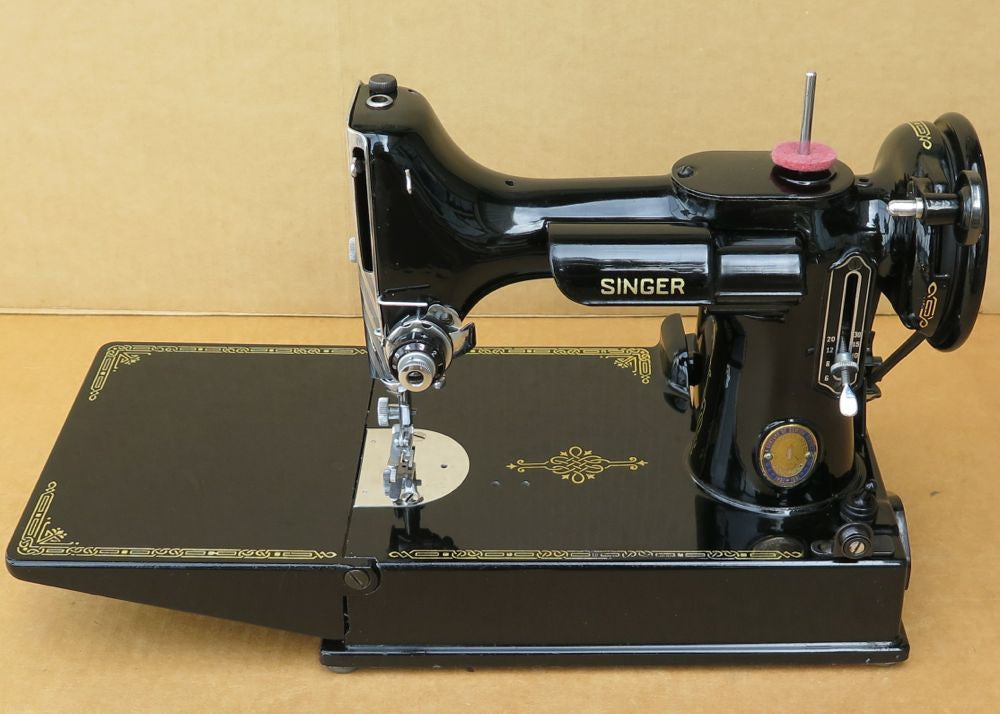 SINGER 40 CENTENNIAL EDITION FEATHERWEIGHT FOR SALE Fabulous Inspiration 1951 Singer Sewing Machine Ebay