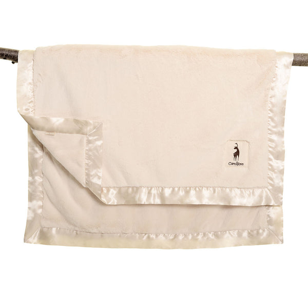 kidAboo | Small Blanket - Solid Cream
