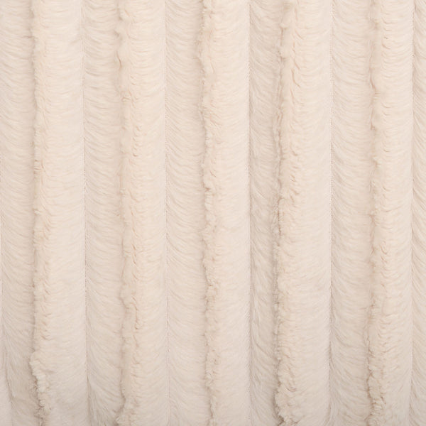 kidAboo | Small Blanket - Cream Ribbed
