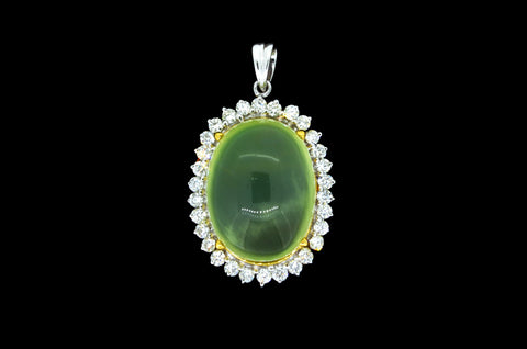 Cool Green Pendant