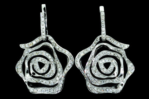 Ringa Roses Earrings