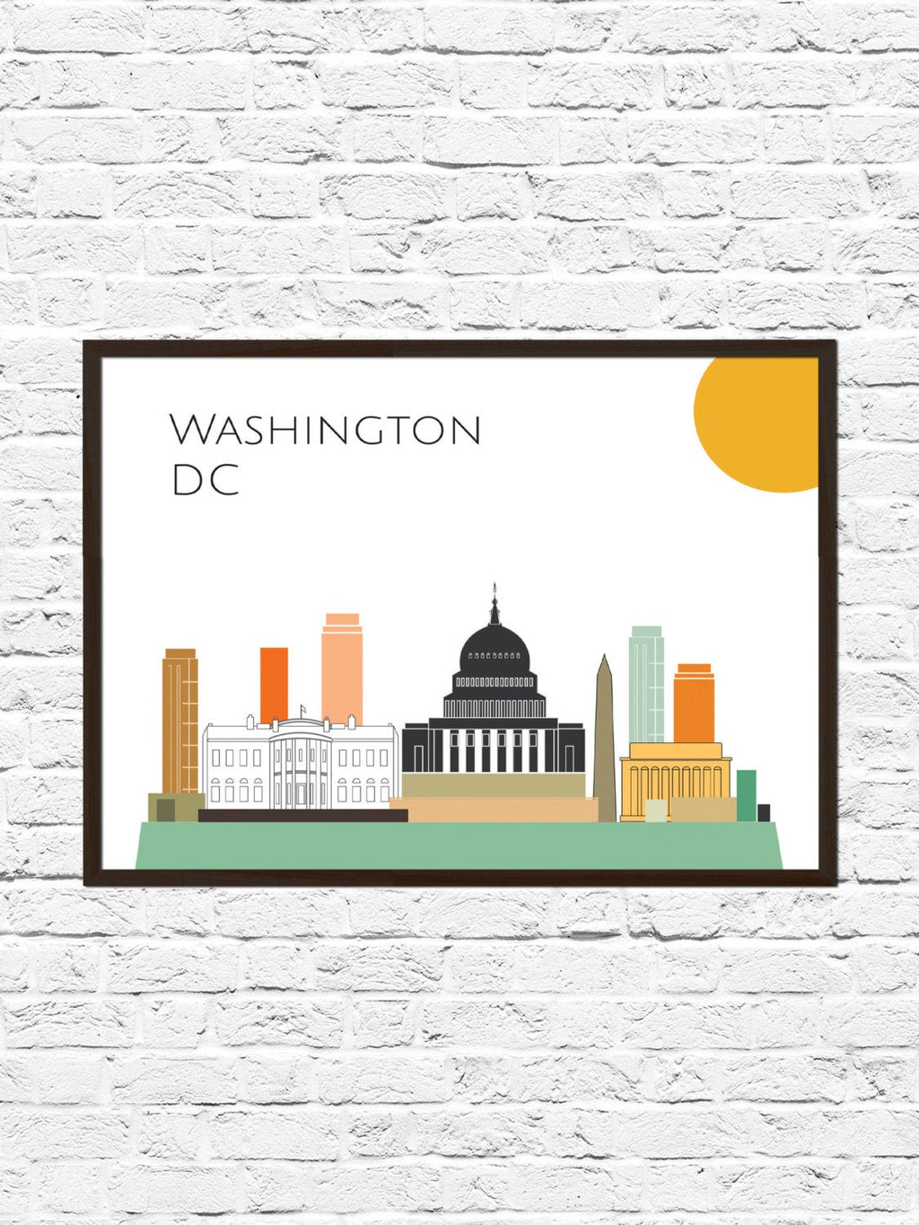 Washington DC Skyline - ParMar Media - 1