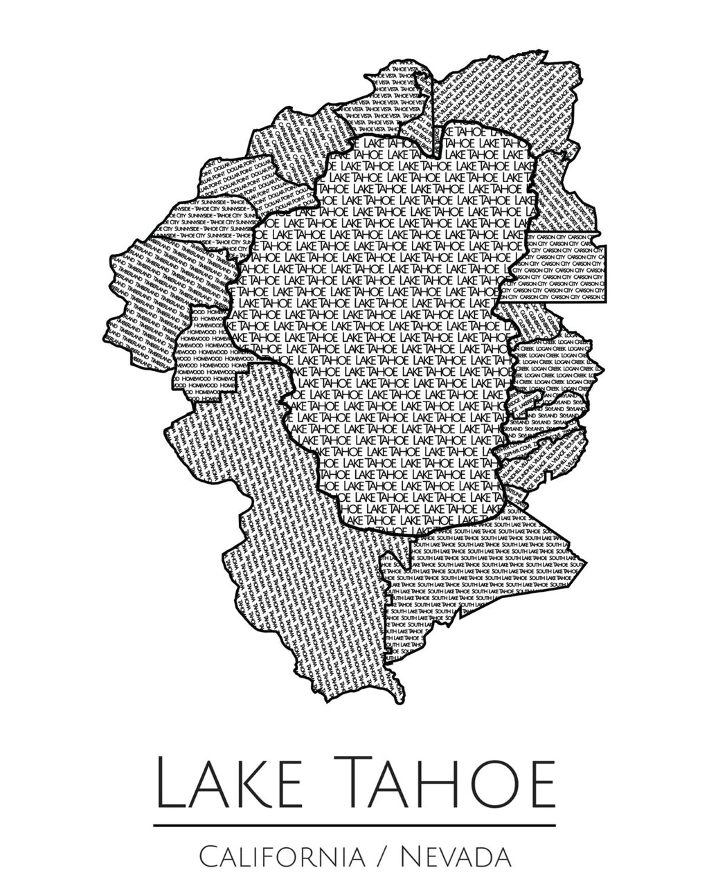 Lake Tahoe Art - ParMar Media - 3
