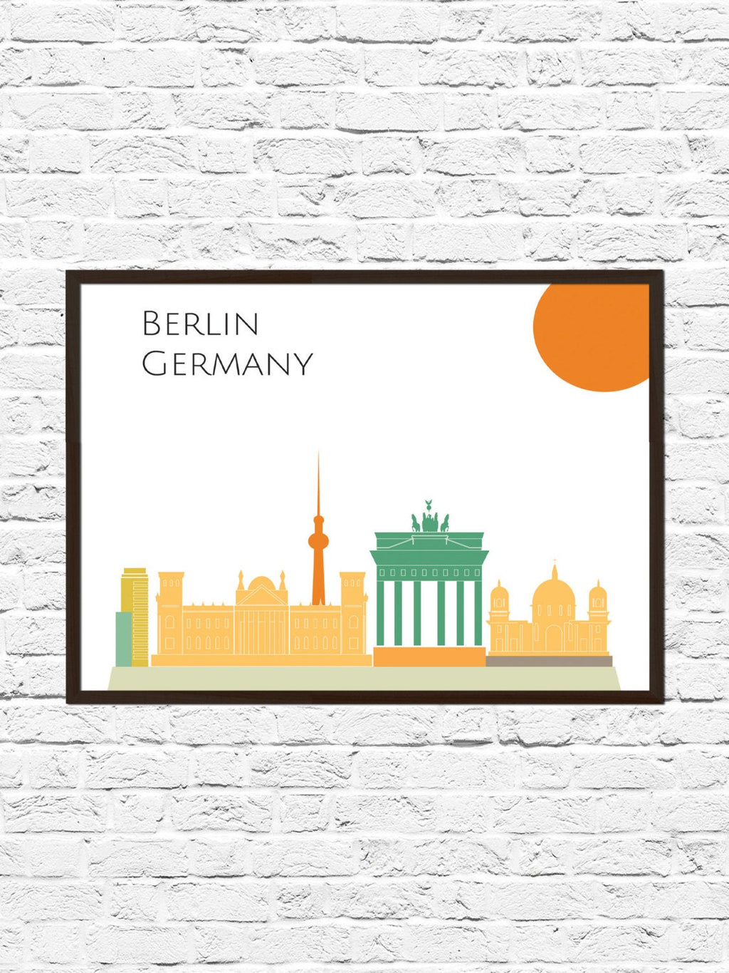 Berlin Cityscape - ParMar Media
